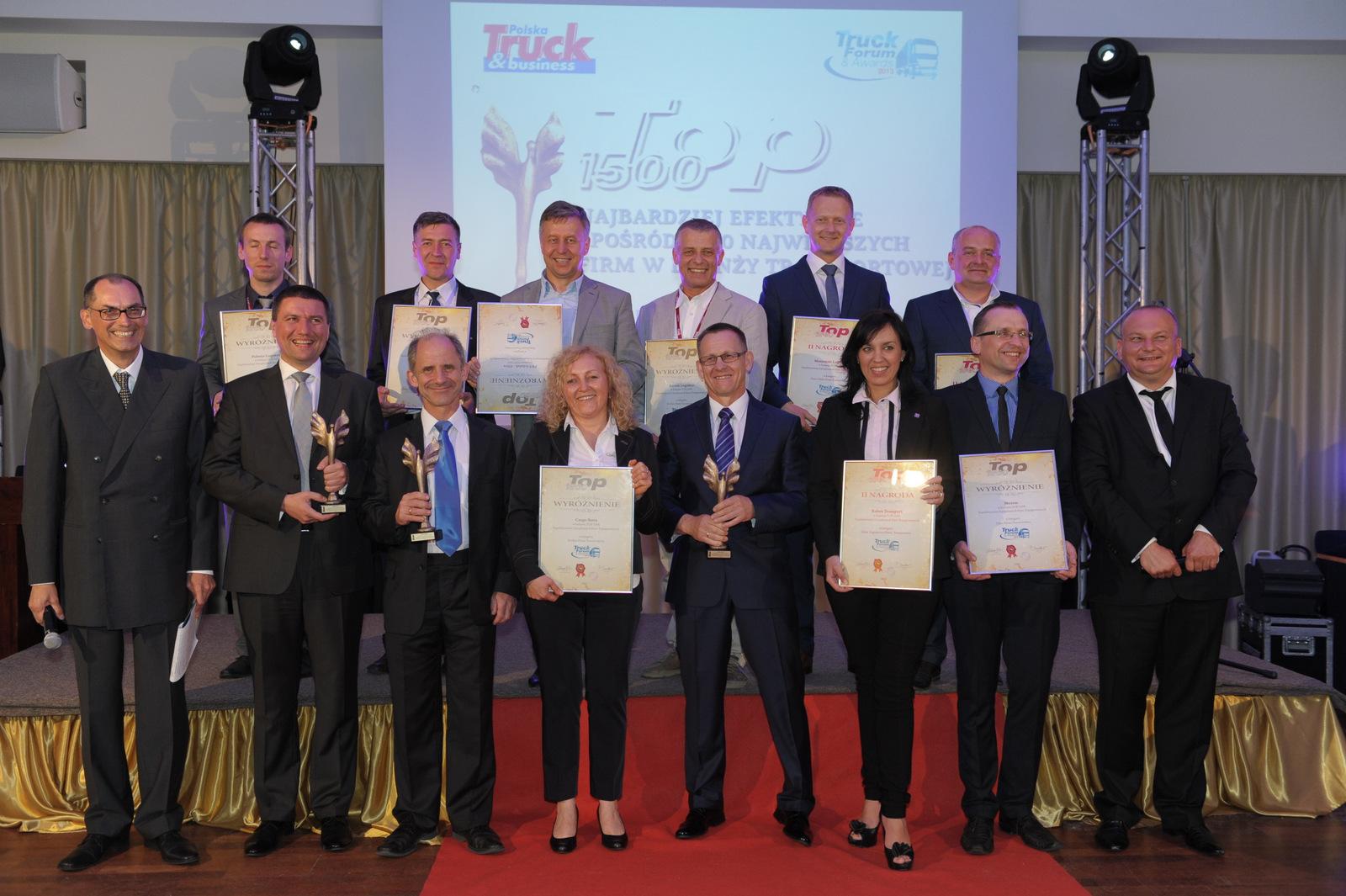 Truck Forum & Awards 2013: Energia dla transportu