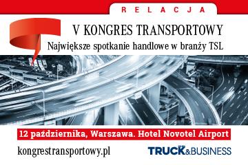 Relacja z V Kongresu Transportowego