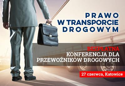 Prawo w Transporcie Drogowym 2018