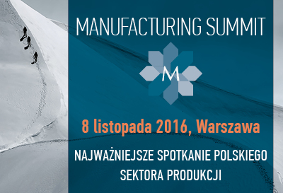 Manufacturing Summit 2016