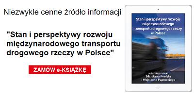 Premiera książki dla firm transportowych i spedytorów