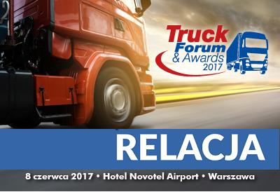 Relacja z Truck Forum & Awards 2017