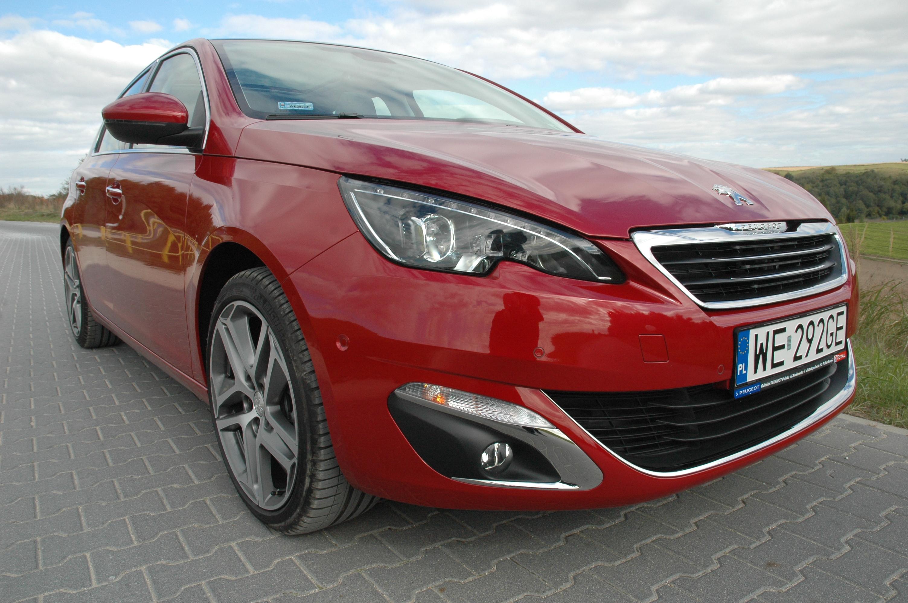Peugeot 308 – Zupełnie nowy samochód