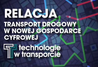 RELACJA z konferencji Technologie w Transporcie 2018