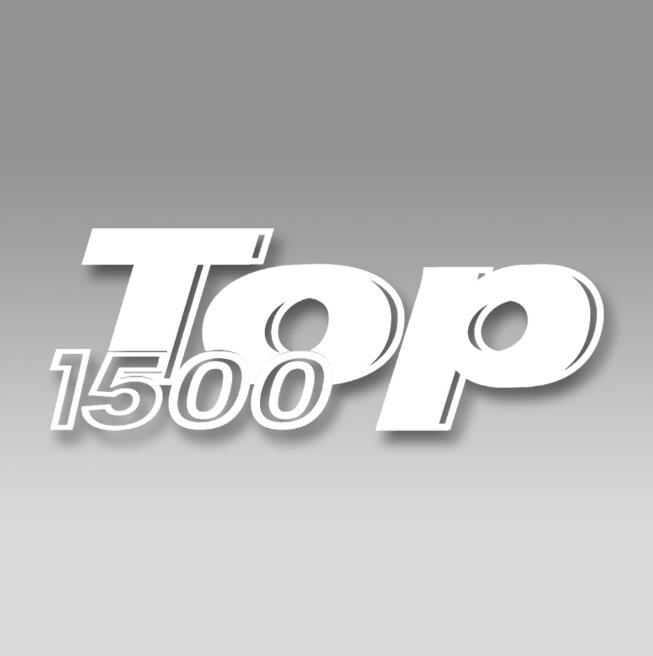 Top 1500
