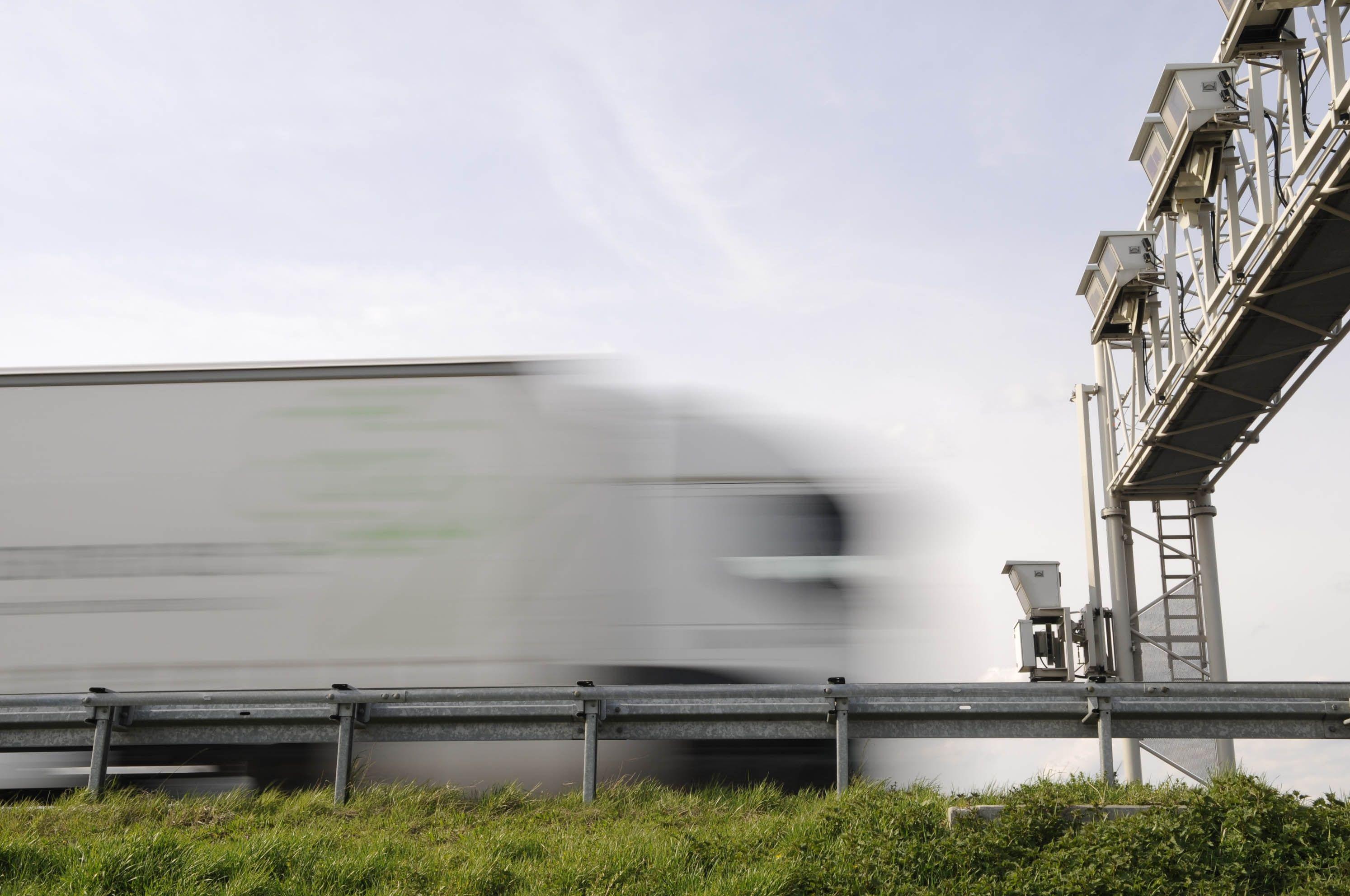 HGV LEVY: nowy podatek drogowy w Wielkiej Brytanii