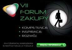 VII Forum Zakupy