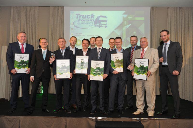 Wyniki rankingu TOP 1500 najefektywniej zarządzanych firm transportowych z 2014 roku.