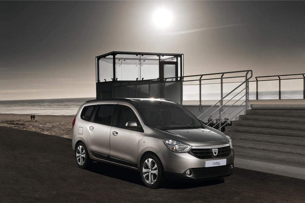 Dacia Lodgy – ekonomia dla wszechstronnych