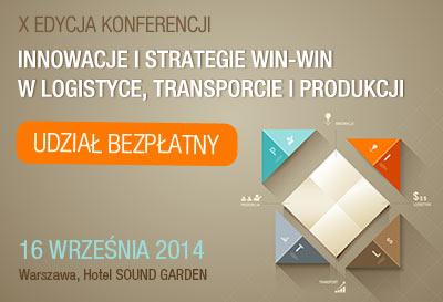 Innowacje i Strategie WIN-WIN w Logistyce, Transporcie i Produkcji