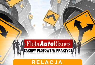 RELACJA - ZAKUPY FLOTOWE W PRAKTYCE