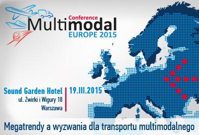 MULTIMODAL EUROPE 2015