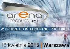 ARENA PRODUKCJI 2015  230 X 160