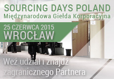 SOURCING DAYS POLAND