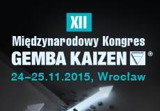 Gemba Kaizen 24-25.11.15 Wrocław