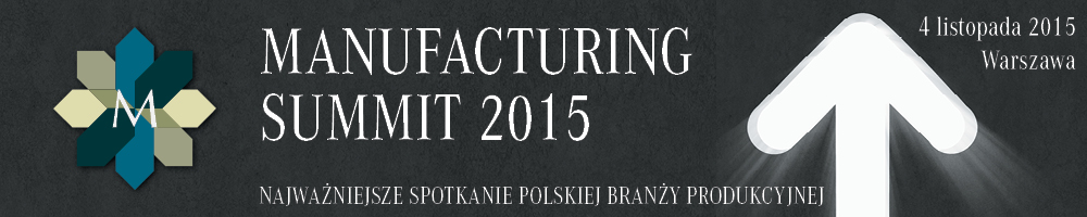 Manufacturing Summit 2015
