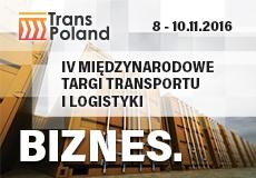 TransPoland (uruchomi sie 15 wrzesnia 2016)