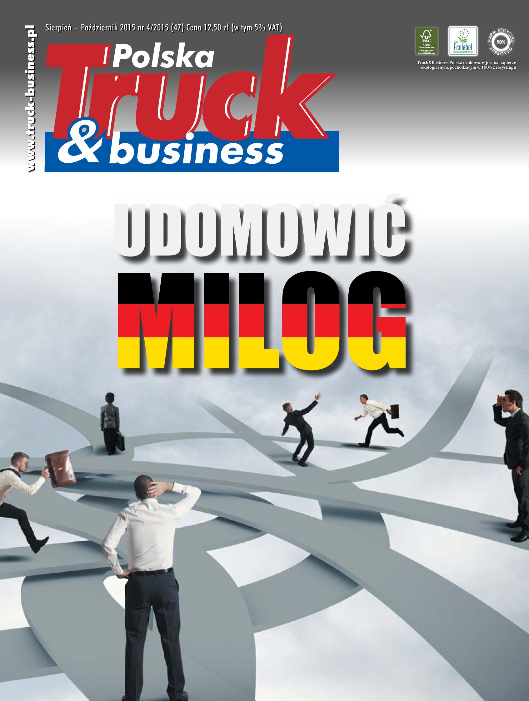 Truck&Business Polska numer 47