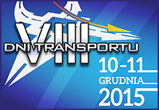 VIII Seminarium Dni Transportu do 12.12.15