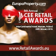 8th annual CEE Retail Real Estate Awards (do 28 stycznia 2016)