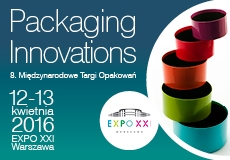 Targi Packaging Innovations  do 13 kwietnia
