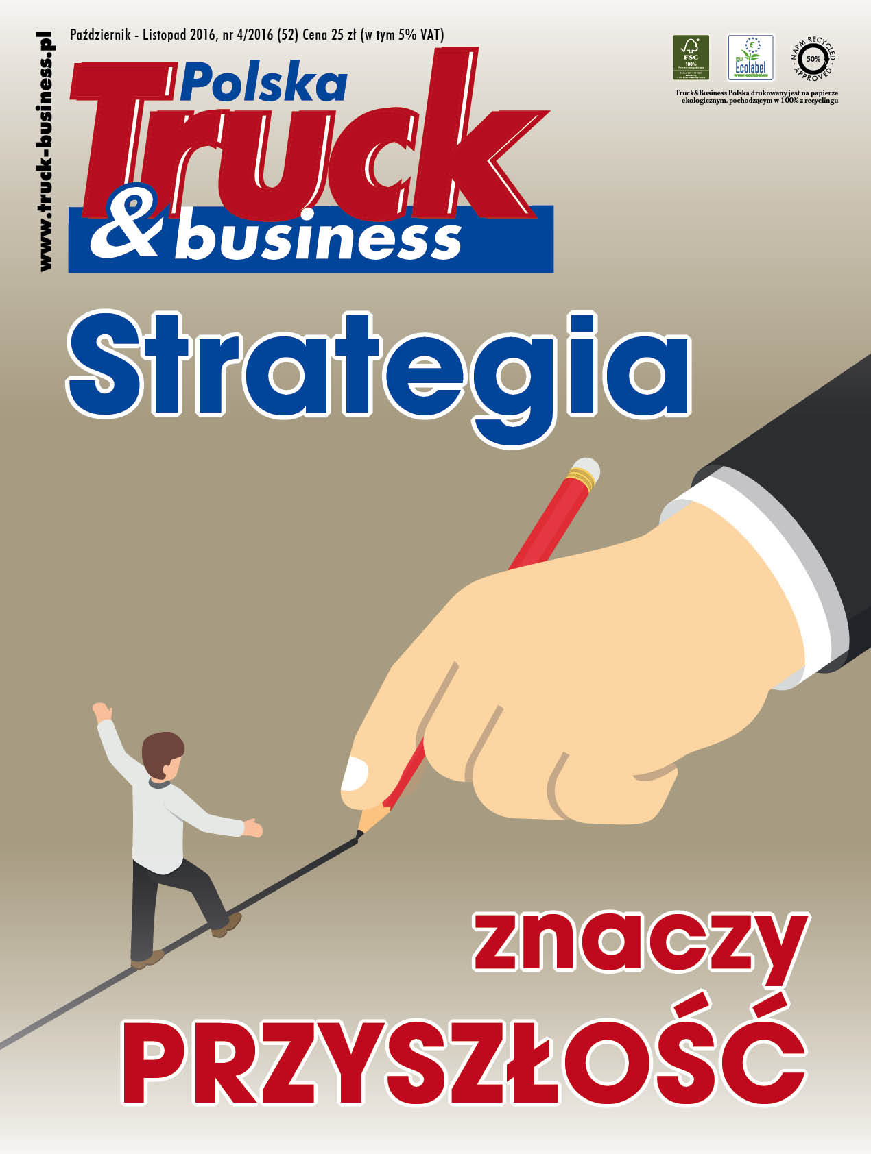 Truck&Business Polska nr 52