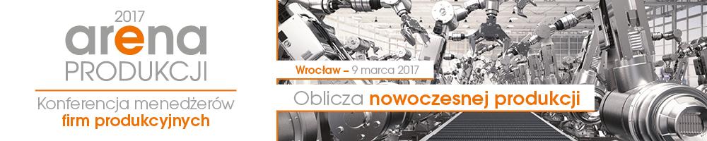 Arena Produkcji 2017 Wrocław