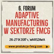 Adaptive Manufacturing (do 27 września 2017)