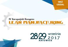 IV Europejski Kongres Lean Manufacturing (do 30 września)