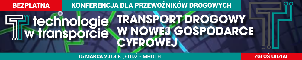 Technologie dla transportu