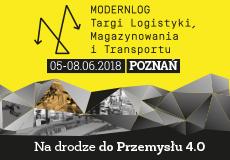 Modernlog 2018 (do 8 czerwca)
