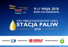 Stacja Paliw 2018 ( do 11 maja)