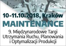 Maintenance 2018 (do 11.10.18)