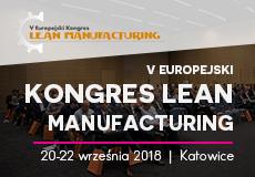 Kongres Lean Manufacturing Katowice (do 23 wrzesnia)