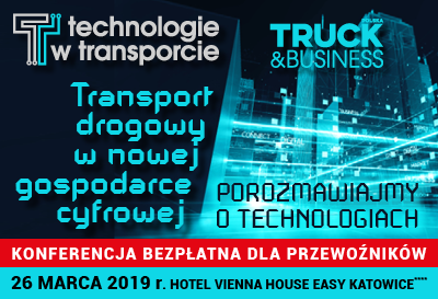 Technologie w transporcie