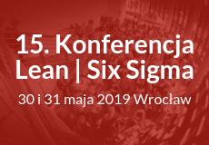 Lean Six Sigma (Akademia Białego Kruka) do 31 maja 2019