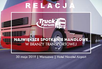 Relacja z Truck Forum 2019