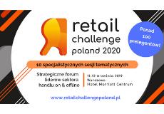Retail Chellange Poland 2020 (do 12 września 2019)