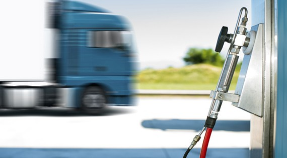 Prąd, CNG, LNGna kartę paliwową