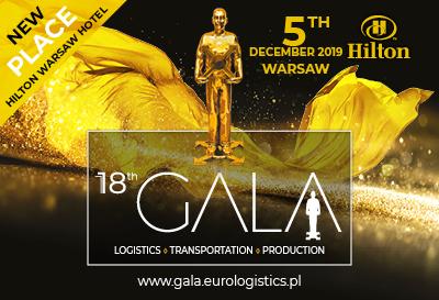 Gala Logistyki, Transportu i Produkcji 2019