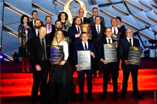 Laureaci konkursu Produkt Innowacyjny dla Logistyki, Transportu, Produkcji 2019
