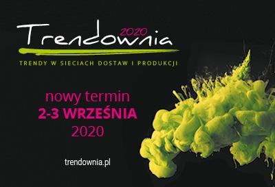 Trendownia 2020 - Nowy termin