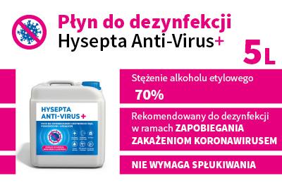 Płyn do dezynfekcji 70%