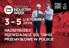 Warsaw Industry Week (do 5 listopada 2020)