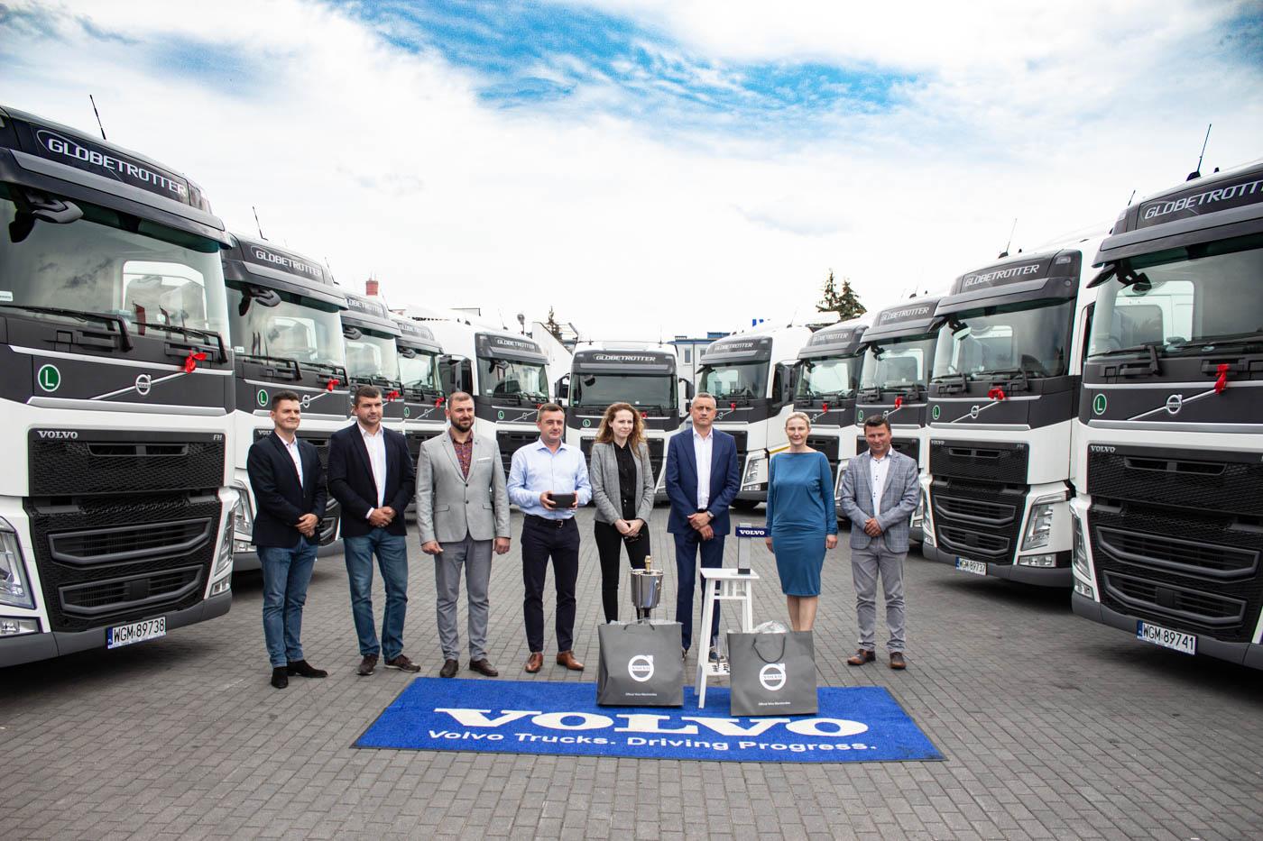 Nowe pojazdy w VIVE Textile Recycling