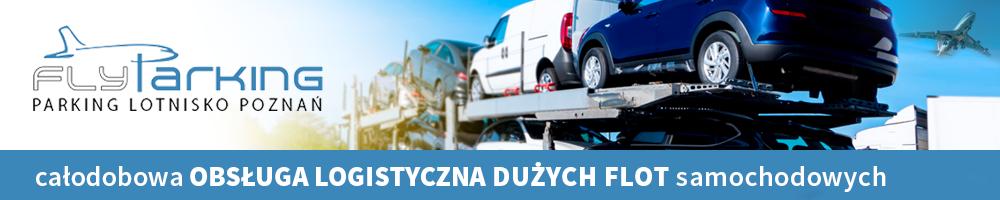 Parking Lotnisko Poznań – floty samochodowe