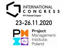 Międzynarodowy Kongres PMI Poland Chapter (do 26.11.20)