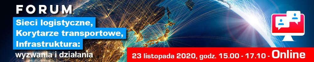 Niemiecko-Polskie Forum Logistyczne 2020 ( do 24.11.20)