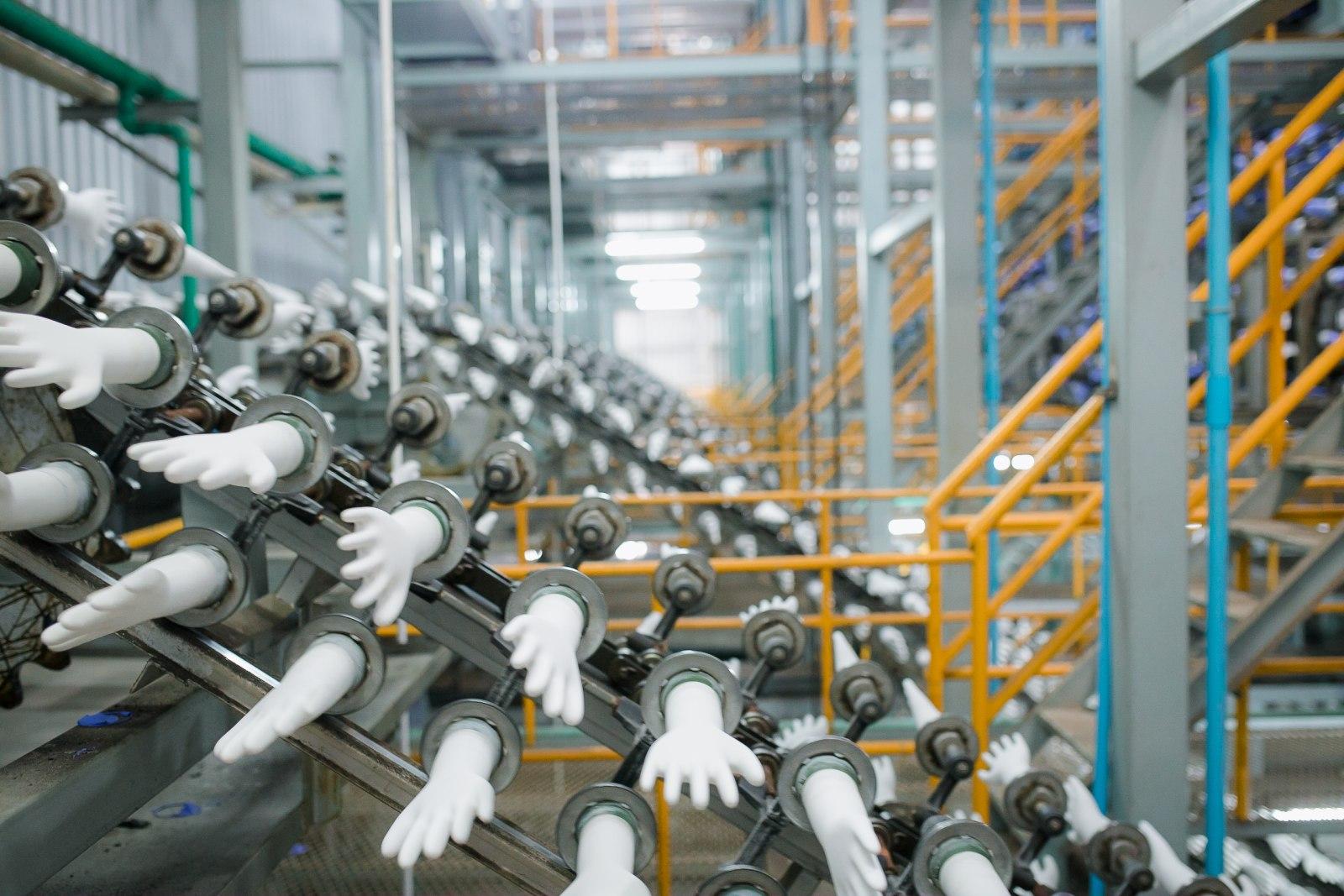 Mercator Medical zbuduje trzecią fabrykę rękawic