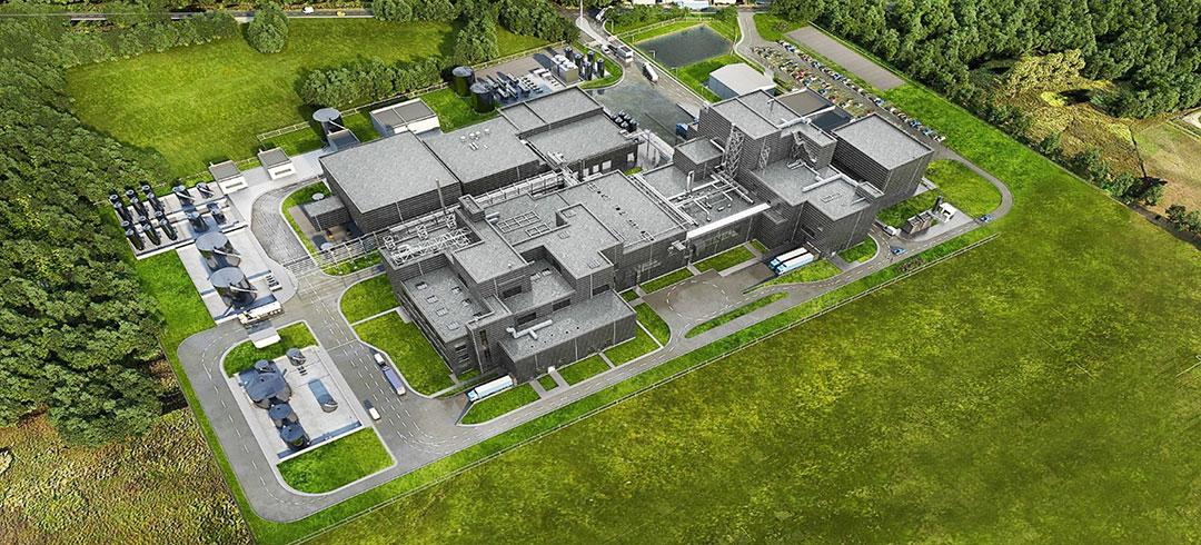 Fabryka Johnson Matthey tylko na energię odnawialną